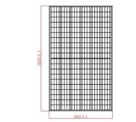 Солнечная батарея Seraphim Solar Blade 325-340W